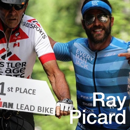 Ray Picard, Overall Champion, Ironman Canada 2019
