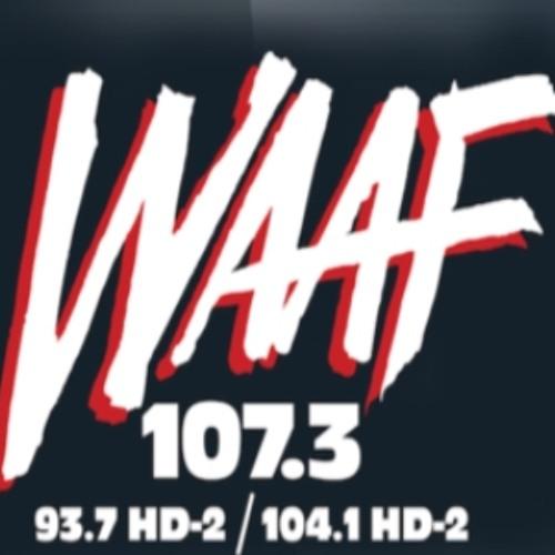 Nobody Interviewed on WAAF-FM