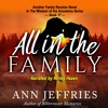 'Named for Whitney Houston' from ALL IN THE FAMILY by Ann Jeffries narrated by Kelley Hazen