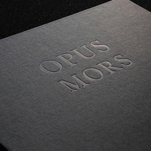 Jacob Kirkegaard - OPUS MORS (TOPOS 04)