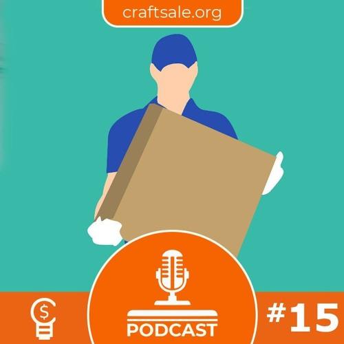 #15: Отправка товаров через посредников PayPal.