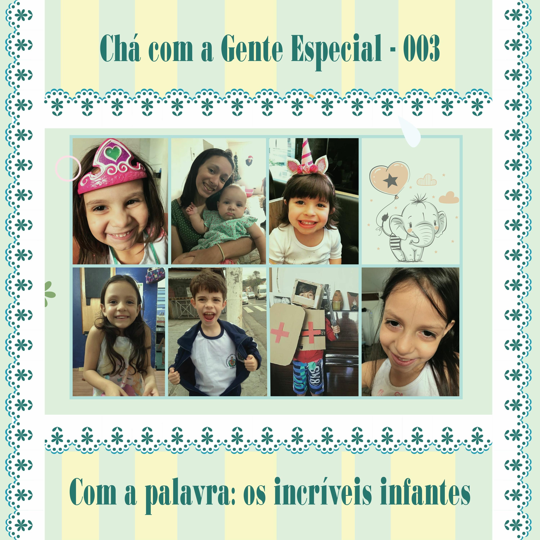 CCG ESPECIAL#003 - Entrevista Criancinhas