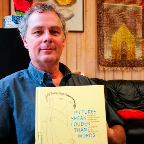 Osa 30 - Outsidereista taiteen tekemisen ytimeen, vieraana Richard Bennaars
