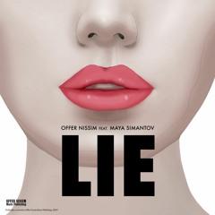Offer Nissim Feat. Maya Simantov - Lie