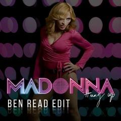 Madonna - Hung Up (Ben Read Edit)