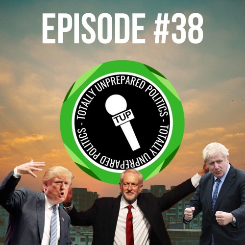 BREXIT Crunch Time, Trump Leaves Syria & Diplomatic Immunity Feat. Tiernan Douieb