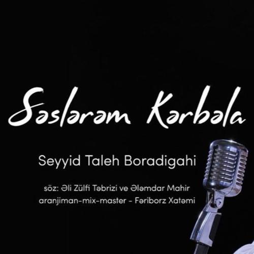 Seslerem Kerbubela Seyyid Taleh Boradigahi 2019 By Thealinabeel