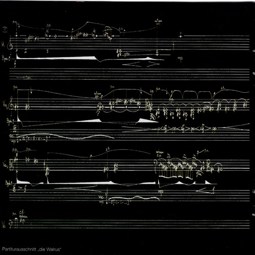 Gerald Futscher -  Stück für Solo Viola und Tonband