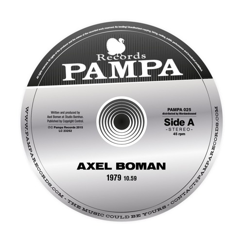 Pampa025 Axel Boman - 1979 E.P.
