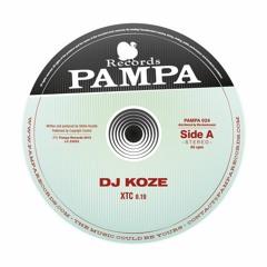 Pampa024A DJ Koze -  XTC