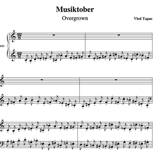 Musiktober - Overgrown