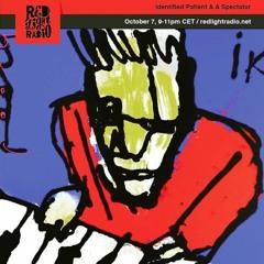 Identified Patient & A Spectator - Red Light Radio 09.10.19