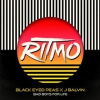 The Black Eyed Peas Ft. J Balvin - Ritmo Artwork