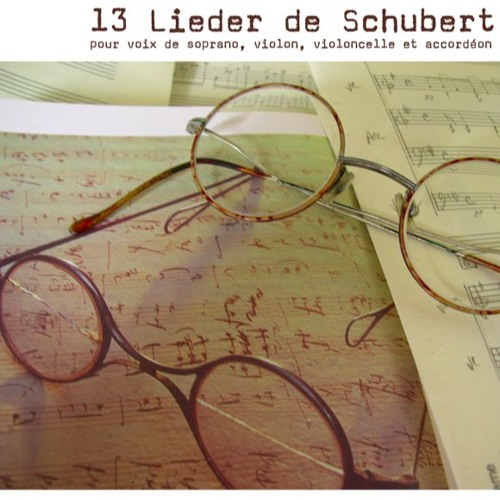 SCHUBERT - CAVANNA Gretchen Am Spinnrade