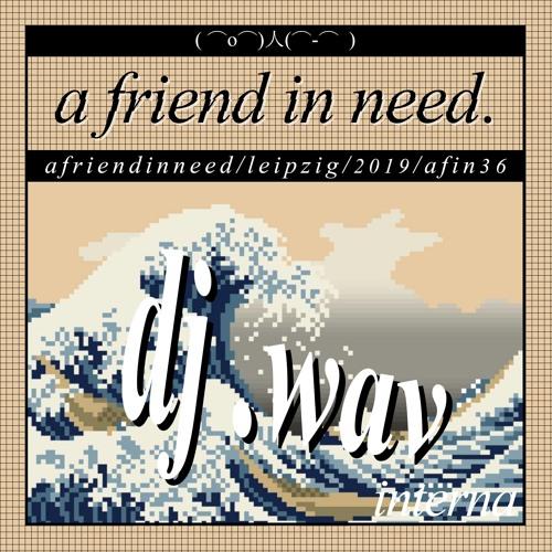DJ .wav - Interna EP [afin36]