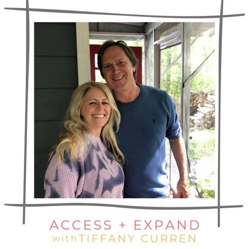 Access + Expand: Conversation with Author, Breathwork Healer + Teacher, David Elliott