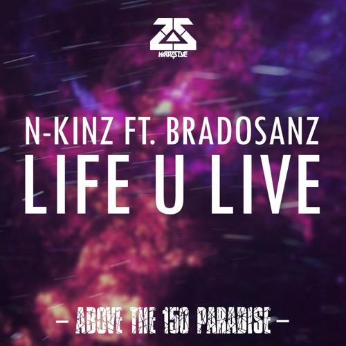 N-Kinz Ft. Brado Sanz - Life U Live (Extended)