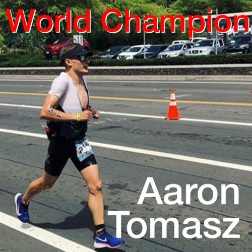 World Champion Aaron Tomasz, Ironman World Championships 2019
