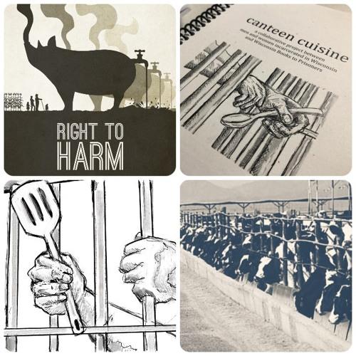 Split Show: Factory Farming and Prison Food