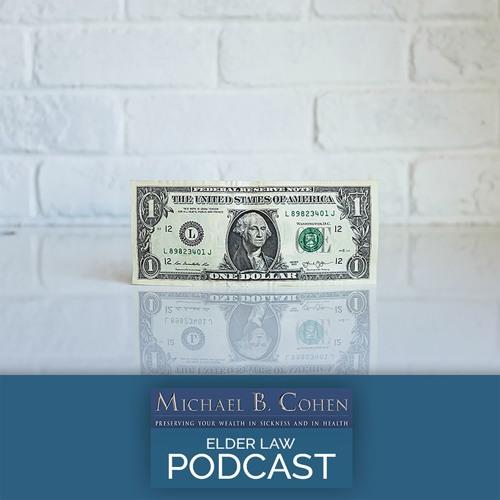 Dallas Elder Law Attorney Michael Cohen speaks on Taxes, October 1st, 2019