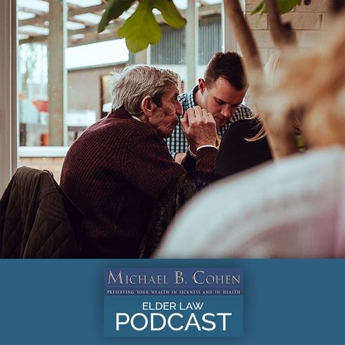 Dallas Elder Law Attorney Michael Cohen speaks on Estate Planning, September 10th, 2019