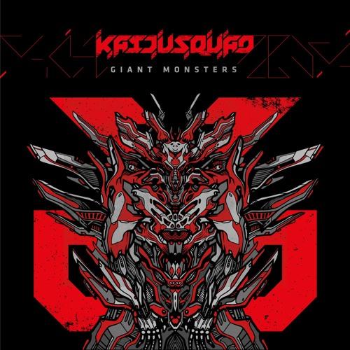 Teaser - HTJP-0013 - KaijuSquad - Giant Monsters album