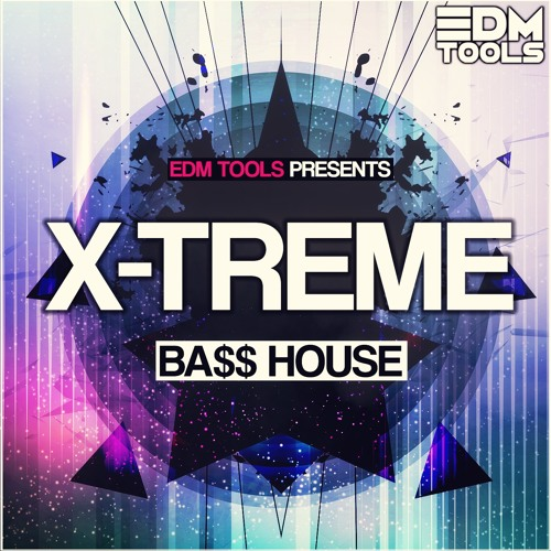 EDM Sample Tools - X-Treme BA$$ House NI Massive Presets