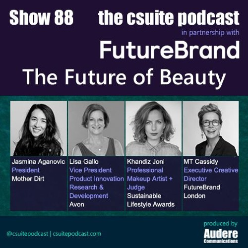 Show 88 - The Future of Beauty
