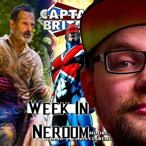 Week In Nerdom 10-15