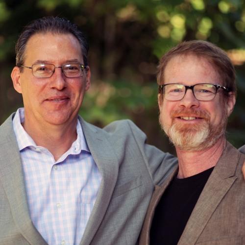 20191013 John Robinette and Robert Jacoby