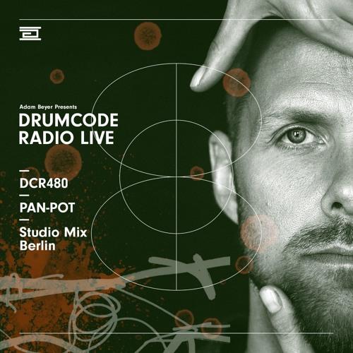 DCR480 – Drumcode Radio Live – Pan-Pot studio mix recorded in Berlin