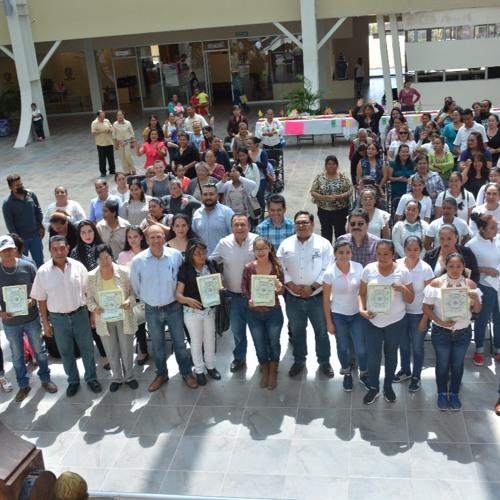 (#AUDIO) Entrega IECA Constancias de Estudio a 200 Participantes de talleres en Dolores Hidalgo