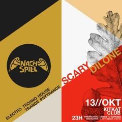 2019-10-13 Scary, Dilone - NACHSPIEL Sonntag-Nightlife