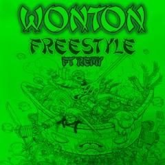 WONTON Freestyle ft Remy