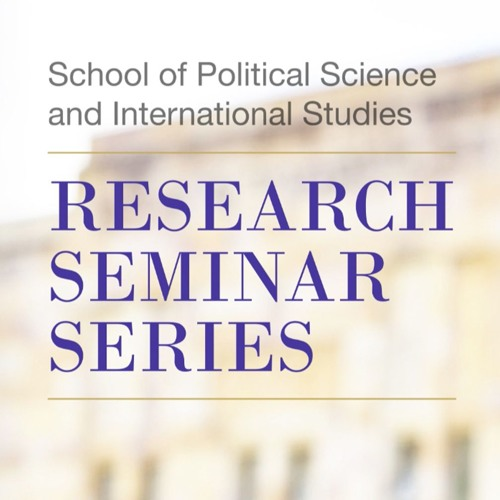 UQ POLSIS: 2019 Research Seminar Series