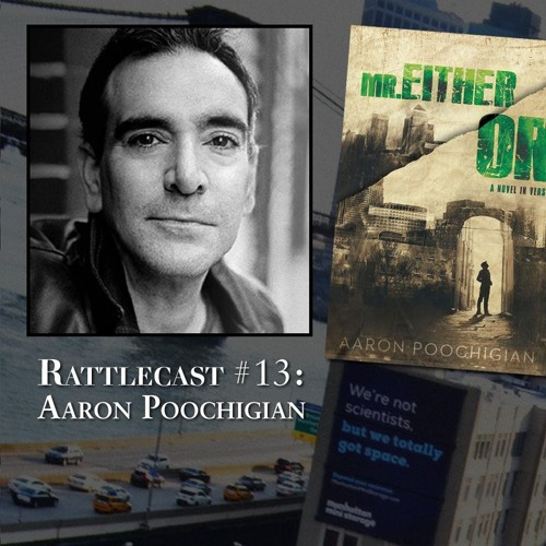 ep. 13 - Aaron Poochigian
