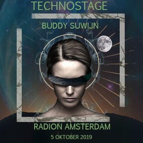 2019 Buddy Suwijn For Technostage All Night Techno @ Radion Amsterdam