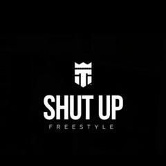 TeePhlow - Shut Up Freestyle(Explicit)(BlaqBonez Cover)