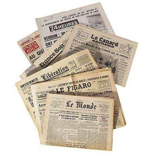 Histoire Presse Ecrite