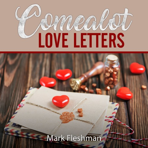 Comealot Love Letters - Red