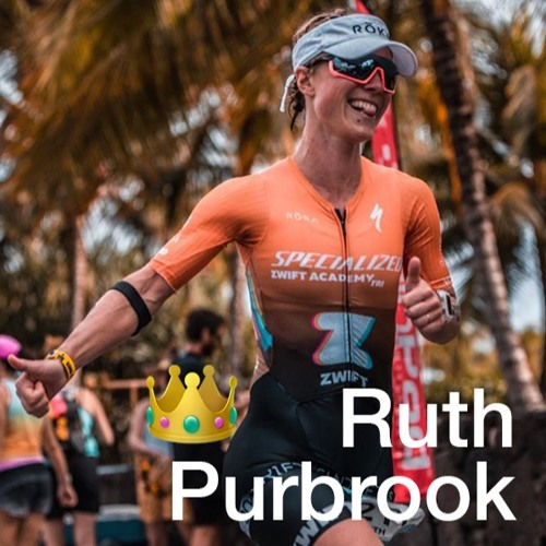 Overall World Champion Ruth Purbrook, Ironman World Championships 2019