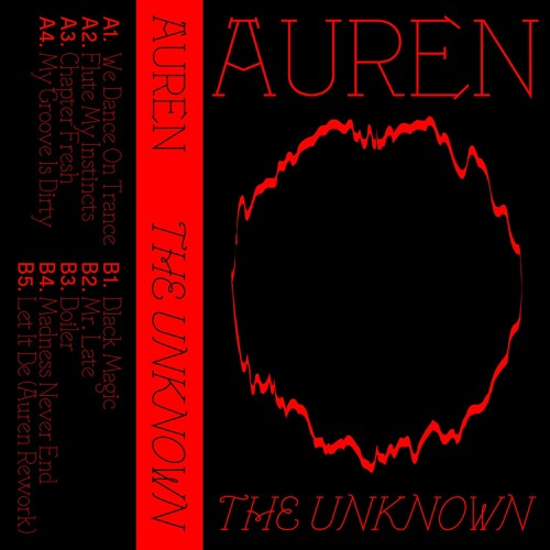 [PPP012] AUREN - The Unknown (Snippets) - OUT on 2.11.2019