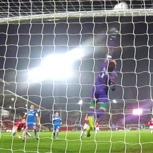 Wrexham AFC 0 Chesterfield 1