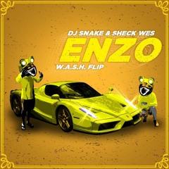 "DJ Snake (feat. Sheck Wes) - ""Enzo"" (W.A.S.H. Flip)"