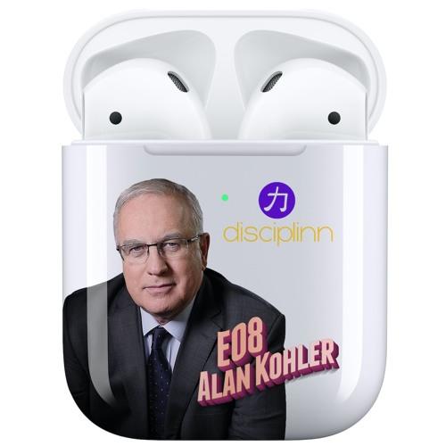 E08 | Alan Kohler | Digital Media & Broadcast Legend | Consistency