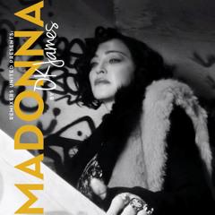 Madonna by OKJames