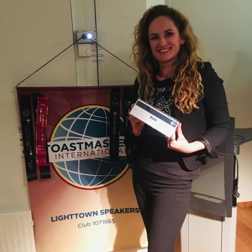 What I learned during my time at Toastmasters