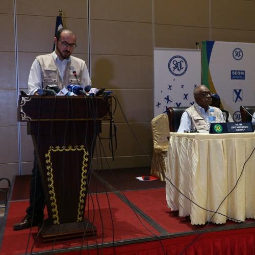 Declaração Preliminar da MOE-CPLP Eleições Gerais e Assembleias Provinciais em Moçambique