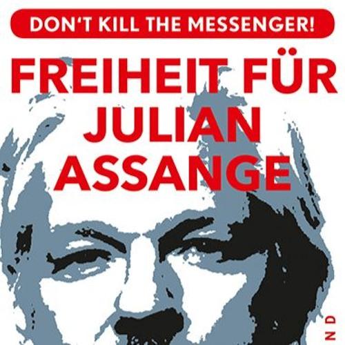 Freiheit für Julian Assange (Mathias Bröckers)