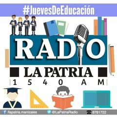 12. Jueves de Educación | Orientación vocacional - Informativo - jueves 17 octubre del 2019